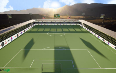 SportLogic, Inc. Announces Soccer-Specific MicroStadium Concept Rendering