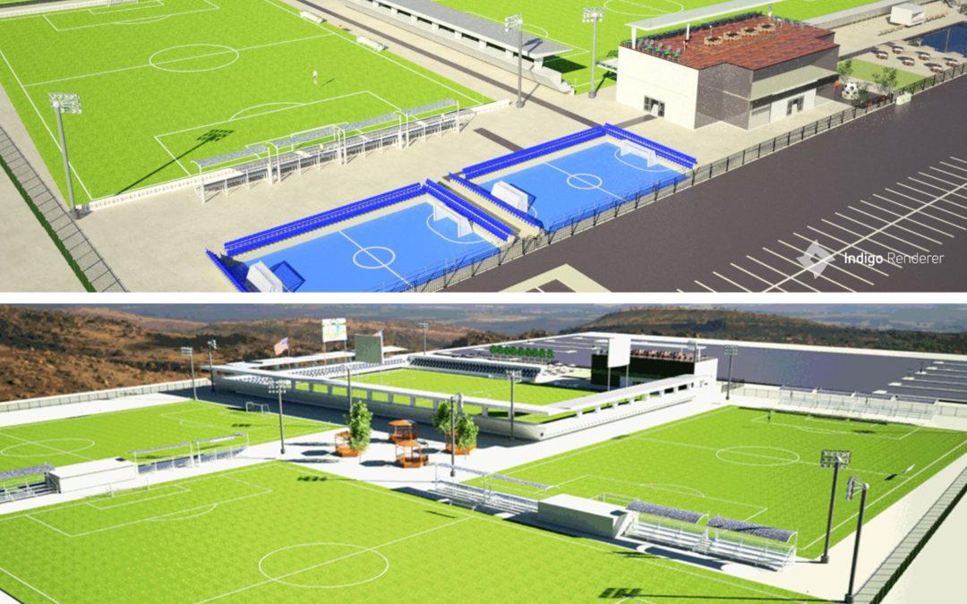SportLogic, Inc. Announces Sports Tourism Facility Design